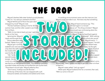 Story Elements for Readers (with stories included)