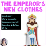The Emperors New Clothes Story Elements in Fairy Tales