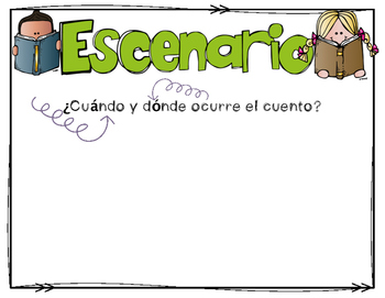 Story Elements in Spanish