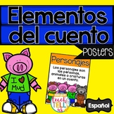 Story Elements in Spanish Elementos del cuento