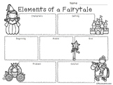Story Elements of a Fairytale *FREEBIE*