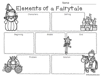 Elements of a fairy tale selol ink elements publicscrutiny Choice Image