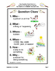 Story Elements with Question Clues for K-2