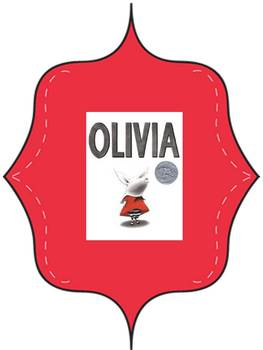 Literature Extension Activities for Olivia Books by Ian Falconer