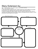 Story Extension/ Point of View