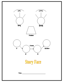Story Face Graphic Organizer