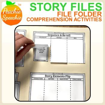 Story Files: File Folder Comprehension