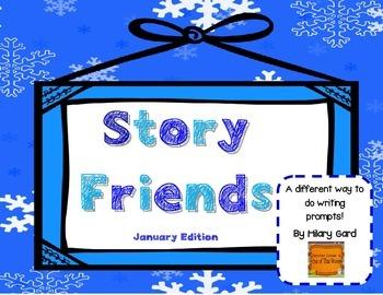 Story Friends: January Add-on