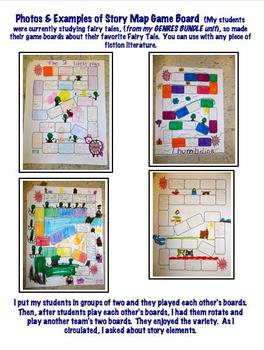 Story Game Board