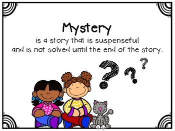 Story Genre Posters