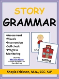 Story Elements for Speech and Language (Narratives)
