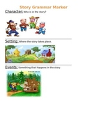 Supplemental Material for Story Grammar Marker-Interactive Poster