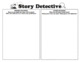 Story Grammar Pack: 4 Activities