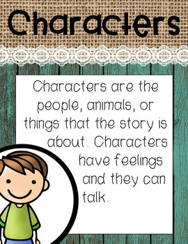 Story Grammar Prompts - For Retelling and Generating Stories