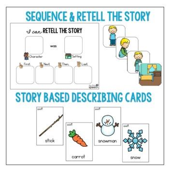 Story Grammar Starter Kit