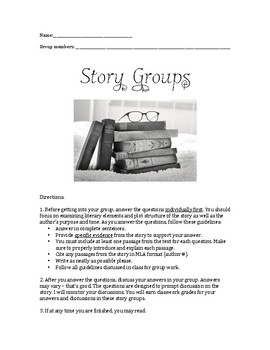 Story Groups
