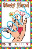 Story Hand - Retelling Hand