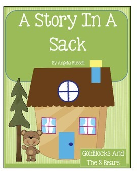 A Story In A Sack - Goldilocks And The 3 Bears