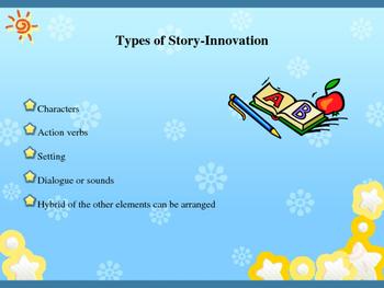 Story Innovation