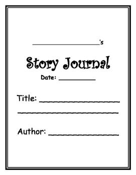 Story Journal - Fictional Reader's Response