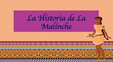 La Malinche and the Spanish Conquest story:Preterite & Imp