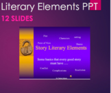 Short Story Literary Elements; Protagonist Conflict Settin