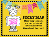 Story Map' Story Elements