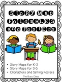 Story Map Foldables and Posters