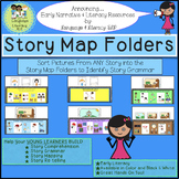 Story Map Folders:  A Tool to Teach Story Grammar to Your