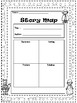 Story Map Graphic Organizers