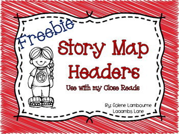 Story Map Headers