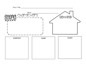 photograph regarding Printable Story Maps called tale map printable -