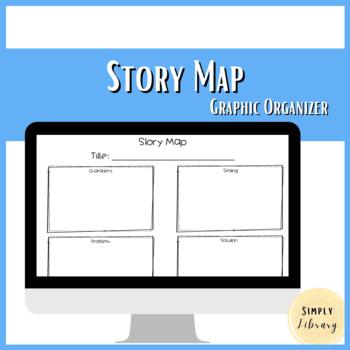 Story Map Organizer