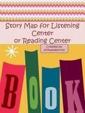Story Map Primary Level Reading Center Listening Center