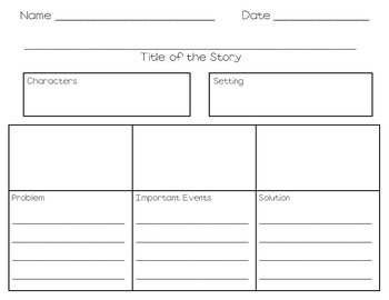 Story Map - Problem & Solultion