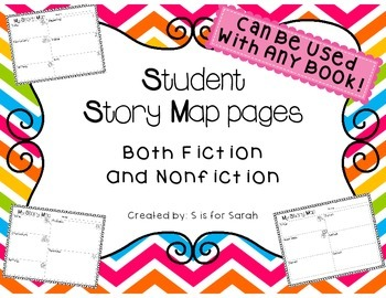 Story Map Student Pages