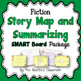 Story Map Graphic Organizers for the SMART Board