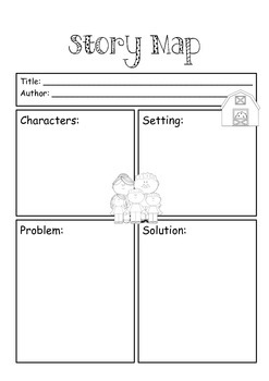 image regarding Story Map Template Printable identify Tale Map Template