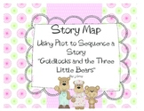 """Story Map: Using Plot to Sequence """"Goldilocks and the Thre"""