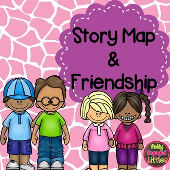 Story Map and Friendship The Berenstain Bears Trouble With Friends