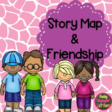 Story Map and Friendship The Berenstain Bears Trouble With