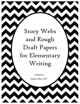 Story Map and Rough Draft Bundle