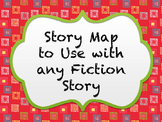 Story Map for Any Fiction Story