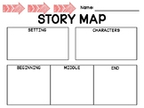 Story Map template