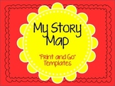 Story Mapping {A Mini Lesson}