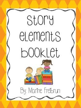 Story Mapping Booklet