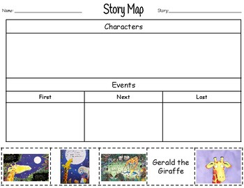 Story Maps-6 stories