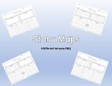 Story Maps (BME & Problem/Solution)