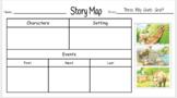 Story Maps CKLA Unit 3 - Stories - Kindergarten