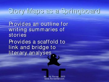 Story Maps: Charting the Course to Literary Analysis (PPt)